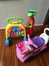 Toy for toddler in Travis AFB, California