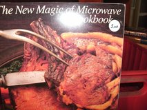 NEW MAGIC OF MICROWAVE COOKBOOK in Perry, Georgia