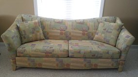 Retro-Style Couch in Cherry Point, North Carolina