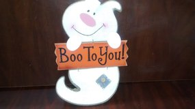 Hobby Lobby Halloween Wall Decor in Kingwood, Texas