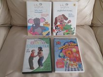 Blue's Clues, Bear and Educational DVDs in Perry, Georgia