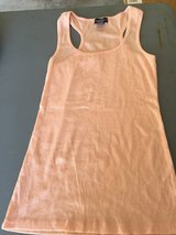 Tank top peach with a little silver shinny in it in Camp Lejeune, North Carolina