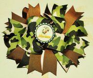 "HAIR BOW ""MARINES""  FOR LITTLE GIRLS in Beaufort, South Carolina"