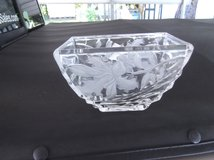 CANDY DISH    CUT CRYSTAL in Cherry Point, North Carolina