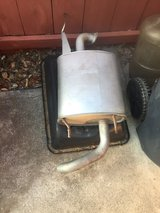 2014 Subaru muffler in Fairfield, California