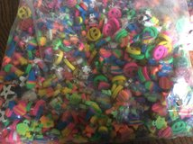 Oodles and oodles of mini erasers in Ramstein, Germany