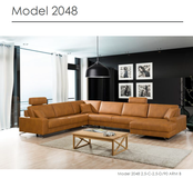 United Furniture - Model 2048 - Design Your LR Set - many colors - 300 materials - 6 - 8 weeks in Spangdahlem, Germany