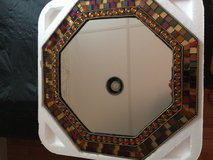 Partylite Global Fusion Mirrored candle tray in Naperville, Illinois