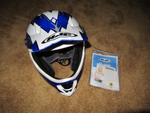 MINT BRAND NEW HJC CL-X5N KANE MOTOCROSS MOTORCYCLE HELMET SIZE SMALL in Okinawa, Japan