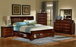 UF - Candy Queen Size Bedroom Set - Brand New! in Ramstein, Germany