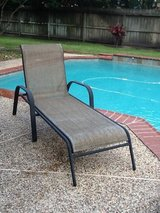 Patio lawn chairs in Kingwood, Texas