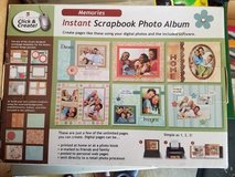 Instant scrapbook photo album in Warner Robins, Georgia