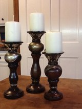 Candle holders in Kingwood, Texas