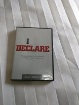 I Declare: Proclaiming the Promises of God Over Your Life CD Series: Joel Osteen in Kingwood, Texas