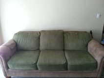 solid sturdy good couch in Lawton, Oklahoma