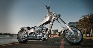 2003 Texas Chopper American Ironhorse 107 in Evansville, Indiana