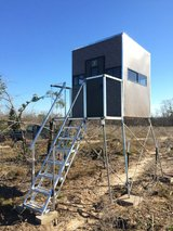 REDUCED!!!Big Dogg Deer Blinds / Deer Stands / Aluminum Welded Frames - $1450 (Conroe, Tx) in Conroe, Texas