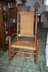 this is a  copy of JFK  rocker   it is in excellent cond. in Mountain Home, Idaho