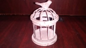 Bird Cage Candle Holder in The Woodlands, Texas