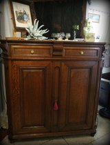 beautiful buffet from the 1850's in Baumholder, GE