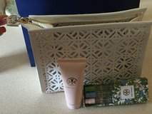 Tory Burch cosmetic bag set in Naperville, Illinois