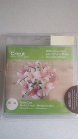 NEW - 3D Floral Home Decor Cricut Cartridge in Naperville, Illinois