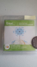 NEW - Holiday Snowflakes Cricut Cartridge in Wheaton, Illinois