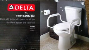 Delta.. Toilet Safety Bar. Medical help For toilet seat in Lockport, Illinois