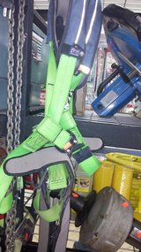 Safety harness in Yucca Valley, California