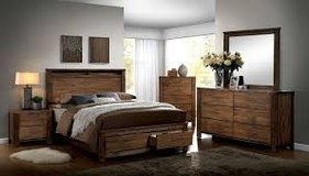 Bedroom Set in Fort Irwin, California