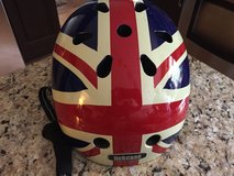 NutCase Bicycle Helmet - Union Jack in Aurora, Illinois