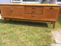 Vintage Retro SIDEBOARD Teak Buffet Table Extra Long Danish 70's GPlan in Lakenheath, UK