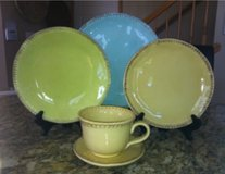 Crate and Barrel Dishes - Service for 12 in Great Lakes, Illinois