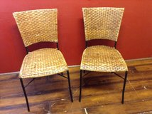 Patio Wicker Chairs in Houston, Texas