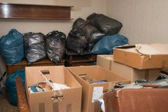 URGENT TRASH & JUNK REMOVAL/PICK UP & DELIVERY/LOCAL MOVING/ SERVICES in Spangdahlem, Germany