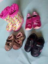 Girl shoes lot #1 in Ramstein, Germany