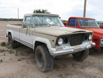 1973 jeep j4000 pickup very rare 4x4 project in Alamogordo, New Mexico