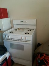 GE XL44 Gas Stove... Reduced Price in Houston, Texas