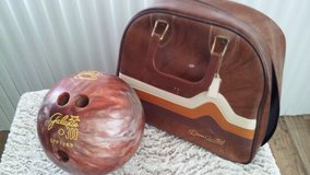 Bowling Ball and Bag in Yucca Valley, California