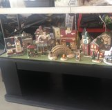 Christmas Villages and many accessories in Fort Wayne, Indiana