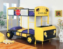 YELLOW BUS BUNK BED FREE DELIVERY in Huntington Beach, California