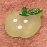 469 Flat Back Green Apple Decorations in Okinawa, Japan
