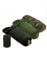 Military  three-piece sleeping system in Fort Benning, Georgia