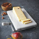 """Marble Cheese Board and Slicer, 8"""" x 5""""-NEW in Joliet, Illinois"""