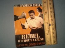 James Dean Vintage Portuguese Calender Card 1990 in Fort Campbell, Kentucky