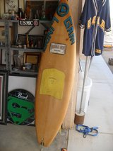 ##  Linden Surfboard  ## in 29 Palms, California