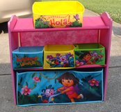 REDUCED Dora Storage Bin Cubby in Fort Campbell, Kentucky
