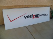 ===  Verizon Sign  === in Yucca Valley, California