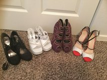 Shoes Lot 1 - size 6 in Fort Bliss, Texas