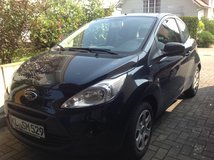 2012 Ford Ka - Low Miles - Gas Saver in Ramstein, Germany